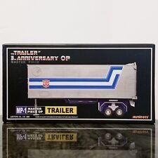 Transformers 20th Anniversary Optimus Prime Trailer MP-1 Masterpiece JustiToys