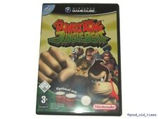 # Donkey Kong Jungle Beat (alemán) Nintendo GameCube/GC juego-Top #