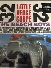 THE BEACH BOYS -  Little Deuce Coupe - 180 Gram Vinyl Lp - New & Sealed