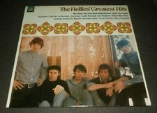 HOLLIES 33RPM LP GREATEST HITS ROCK POP GRAHAM NASH MONO IMPERIAL RECORDS