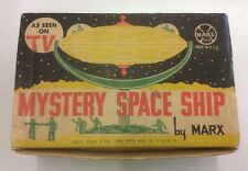 Marx Mystery Space Ship - Vintage 1960's