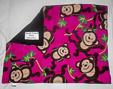 WEIGHTED BLANKET 1.7kg shoulder lap pad AUTISM Aspergers ADHD therapeutic MONKEY