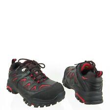 Skechers Delleker Men's Black Steel Toe Waterproof Work Sneakers Shoes Size 7 M