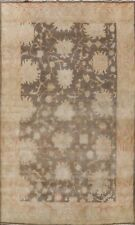 Antique Authentic Oushak Turkish Area Rug Vegetable Dye Hand-knotted WOOL 9'x12'