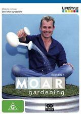 Moar Gardening : Series 1 (DVD, 2011, 2-Disc Set)