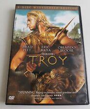 Troy (DVD, 2005, 2-Disc Set, Widescreen)