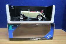 SOLIDO DIECAST 8008 FORD ROADSTER  1:18 565844