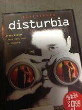 DVD Lot Movies (Disturbia, Tropic Thunder, Basic Instinct2 ,Breach,12 DVD's