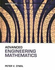 Advanced Engineering Mathematics by Peter V O'Neil
