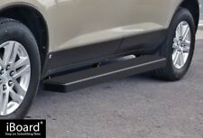 "Premium 6"" Black iBoard Side Steps Fit 07-17 Chevrolet Traverse"