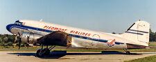 Piedmont Airlines DC-3 Photo Magnet (PMT1688)