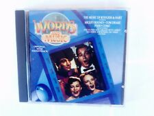 Words And Music ORIGINAL MGM SOUNDTRACK US CD 1991 EDITION