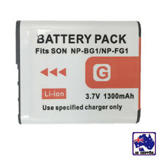 1300mah Replacement Battery For Sony NP-BG1/NP-FG1 Digital Camera EYBA99088