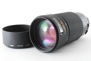 Exe+5 Nikon AF Nikkor 80-200mm f/2.8 ED Telephoto Zoom Lens from Japan by FedEx