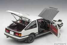 "Autoart TOYOTA SPRINTER TRUENO (AE86) ""PROJECT D"" FINAL VERSION 1/18 New In Stok"