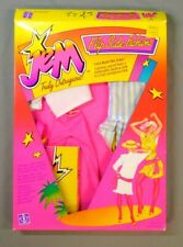 Jem Flip Side Fashions Let'S Rock This Town Sealed Contents 1986 Hasbro