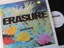 "Erasure-Drama!-12 Mute 89-Vinyl-12""-Single-Record-1980s"