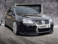 """für VW Golf 5 (1K) 3+5-Türer """"Böser-Blick"""" Scheinwerferblenden Set"""