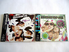 BIGBANG lot of 2 Maxi CD Single JAPAN EDITION My Heaven Gara Gara Go
