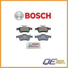 Rear Brake Pad Set Bosch QuietCast 31341331 For: Volvo C30 S40 V50 C70 2004-2013