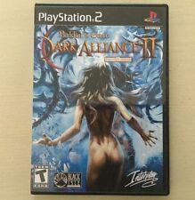Replacement Case (NO GAME!) Baldur's Gate Dark Alliance II - Sony Playstation 2