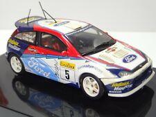 AUTOART 60212 FORD FOCUS RS WRC 2002 MCRAE MONTE CARLO (270) 1/43 Boxed