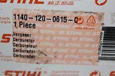 Genuine Stihl MS362 Carburetor 1140-120-0615