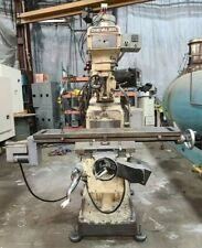 Falcon Chevalier Machinery Inc Fm 32kp 3 Hp Cnc Milling Machine