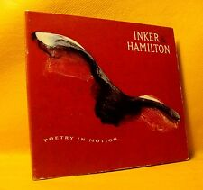 MAXI Single CD Inker & Hamilton Poetry In Motion 3TR 1994 Digipack Pop Rock