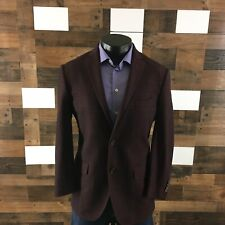 ETRO Superleggera Modern Slim Fit Mens 42R Sport Blazer Jacket New Jersey Plaid