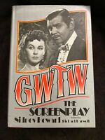 *Signed/Inscribed* GWTW: The Screenplay (Gone With The Wind), 1st Printing 1980