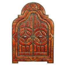Moroccan Oriental Mirror Handmade Camel Bones Palas BAB H60cm