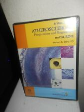 A Slide Atlas of Atherosclerosis Progression & Regression New Sealed CD ROM