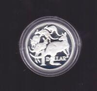 2010 SILVER Proof $1 Coin Australia Ex Fine Silver Set