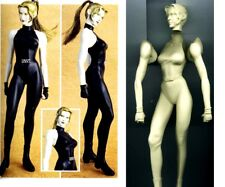 "11""SARAH BRYANT Virtual Combat Resin Model Kit 1/6"