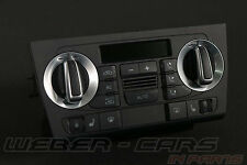Audi A3 S3 8P 2 Din ALU Klimabedienteil Klima Bedienteil Sitzheizung 8P0820043BL