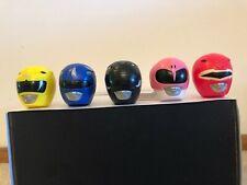 Power Rangers Mini Plastic Heads 1995 Saban