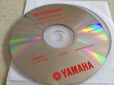 Yamaha YFM90RY YFM90 RY 2009 Workshop Service manual manuel atelier sur CD pdf