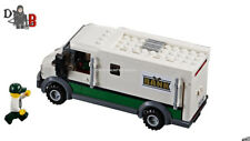 LEGO City Cargo train 60198 Armoured Bank truck NO BOX, No Powered UP included