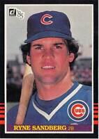 1985 Donruss Box Bottom #PC2 Ryne Sandberg > Chicago Cubs 🔥⚾🔥