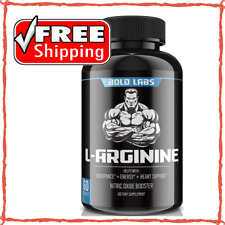Muscle Growth Pills L-Arginine Plus Testosterone Booster Pre Workout Supplement
