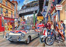 Ford Cortina MK1 Hot Pants BSA Lambretta Football World Cup Celebration ? G Card