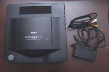 SNK NEO GEO CD console working Japan import system US seller