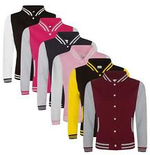 Ladies Womans Womens Varsity Letterman University College Baseball Jacket