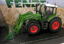 UH 1/32 SCALA 4981 Fendt 516 Vario cargoprofi Loader Modello Diecast FARM TRACTOR