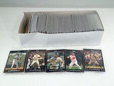 2007 Topps Series 2 Baseball 5 Card Promo Packs Box Of 100 Packs 500 Cards