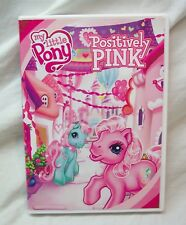 My Little Pony POSITIVELY PINK DVD VIDEO 2008