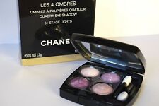 CHANEL Les 4 Ombres eye shadow quad 51 Stage Lights RARE discontinué BNIB