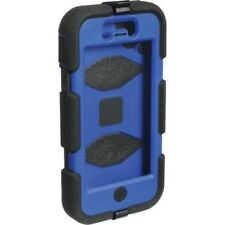 Griffin Survivor Military Heavy Duty Shock Case Belt Clip iPhone 5 5S SE Blue