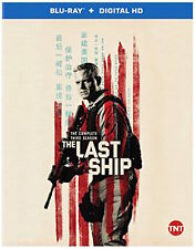 THE LAST SHIP: SEASON 3 BLU-RAY - THE COMPLETE THIRD SEASON [2 DISCS] - NEW